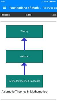Foundations of Mathematics screenshot 2