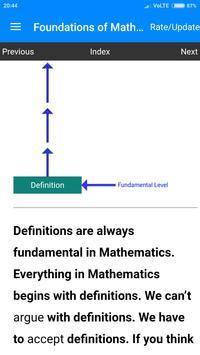 Foundations of Mathematics screenshot 4