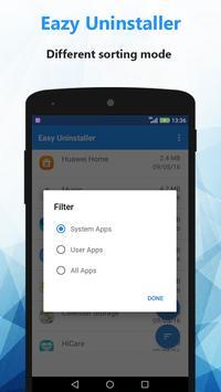 Easy Uninstaller screenshot 3