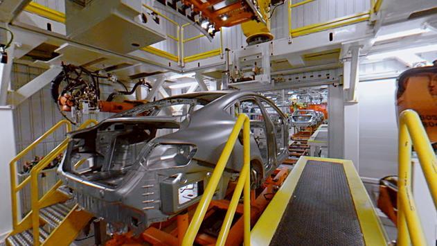 Chrysler 200 VR apk screenshot