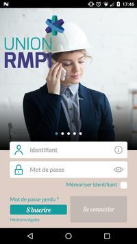 Bienvenue sur Union RMPI poster