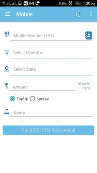 Union Recharge apk screenshot