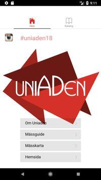Uniaden poster