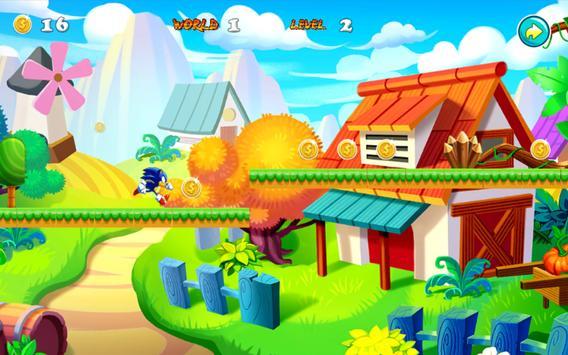 Jungle Sonic Adventure poster