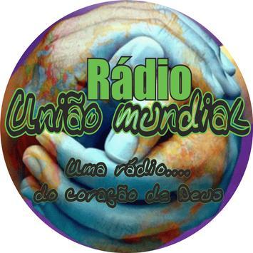 Rádio união mundial poster