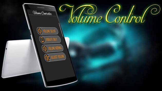 Volume Control poster