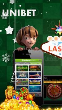 Online Casino - Unibet New poster
