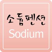 소듐펜션 담양펜션 담양커플펜션 죽녹원 icon
