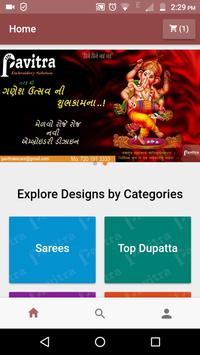 Pavitra Embroidery Solution poster