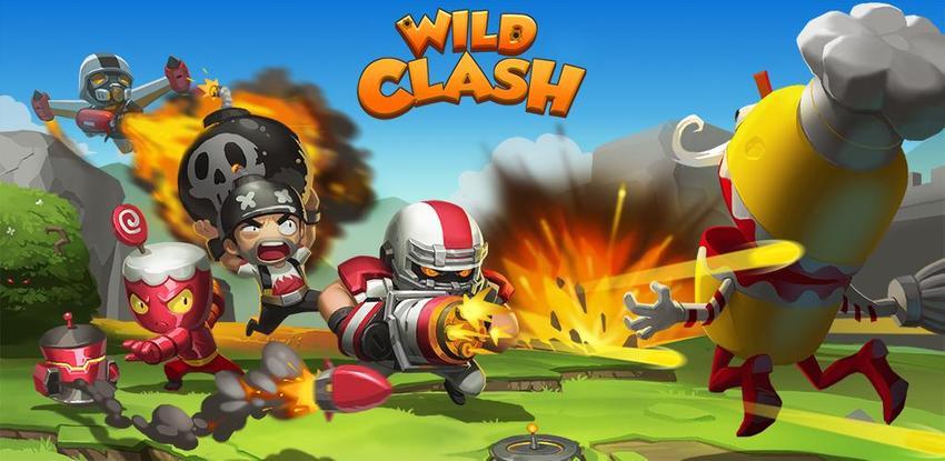 Wild Clash - Online Battle APK
