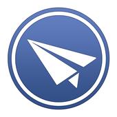 蓝信 icon