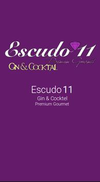 Escudo 11 poster