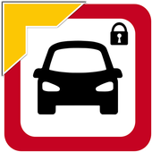 CAR Secure Gold icon