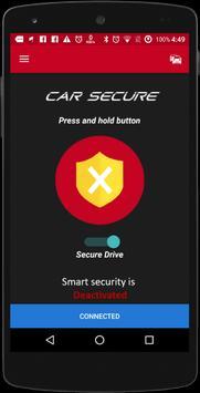 CAR Secure Gold screenshot 1