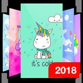 Kawaii Unicorn Wallpaper bronies icon