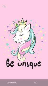 Kawaii Unicorn Wallpaper bronies screenshot 13