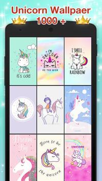 Kawaii Unicorn Wallpaper bronies screenshot 1
