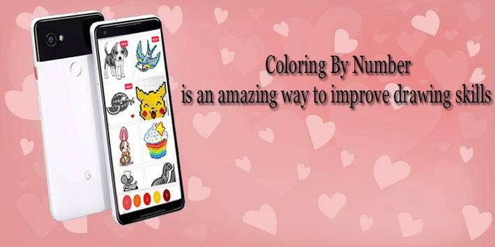 Color By Number Draw Coloring Pages Apk Download Free Coloring Book App