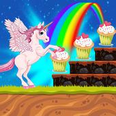 Unicorn Dash Magical Adventures 🐎 icon