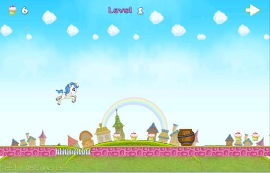Unicorn Dash Magical Adventures 🐎 screenshot 2