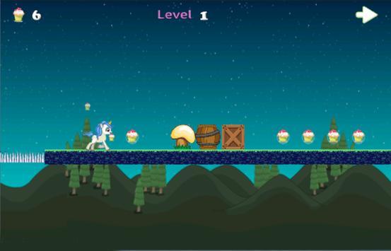 Unicorn Dash Magical Adventures 🐎 screenshot 6