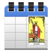 diario cartas del tarot icon