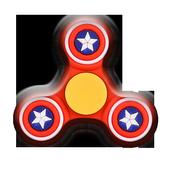 Fidget Spinner: Infinity War icon