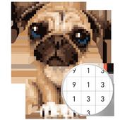 Unicorn Pug иконка