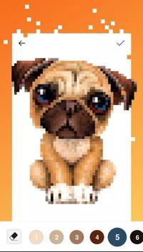 Unicorn Pug постер