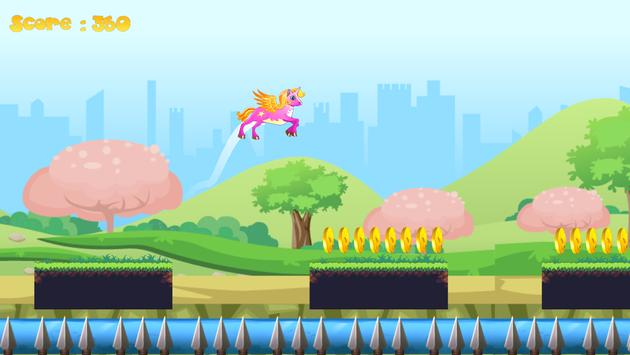 Unicorn Games for girl apk screenshot