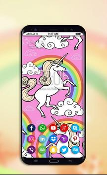 500+ Unicorn Wallpaper screenshot 9