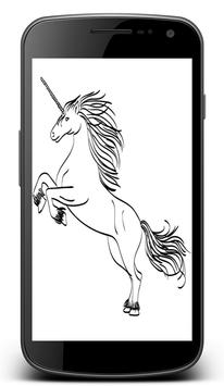 Unicorn Coloring Pages - How To Color Unicorn poster