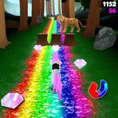 Unicorn Dash Attack 2 icon