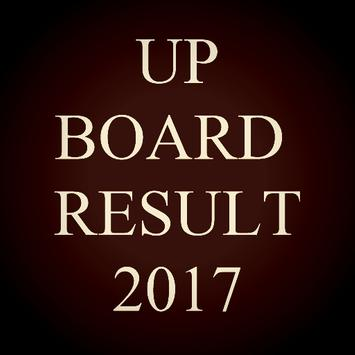 UP Board 10th 12th Result 2017 poster