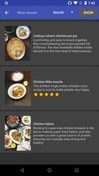 Chicken Breast Recipes screenshot 3