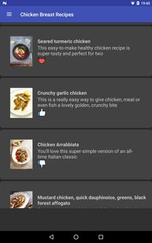 Chicken Breast Recipes screenshot 12