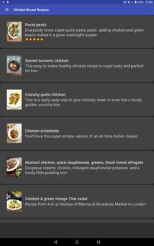 Chicken Breast Recipes screenshot 7