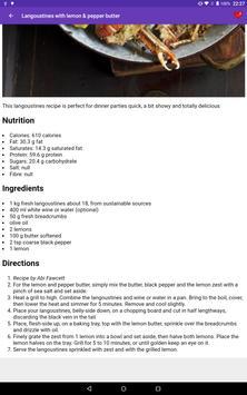 British Cooking Recipes apk screenshot