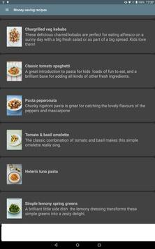 Money-saving recipes screenshot 8