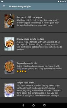 Money-saving recipes screenshot 12