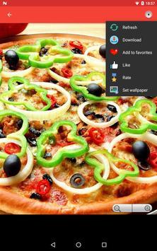 Pizza Wallpapers screenshot 9