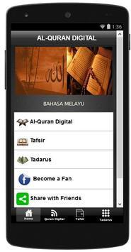 My Quran Digital - Malaysia apk screenshot
