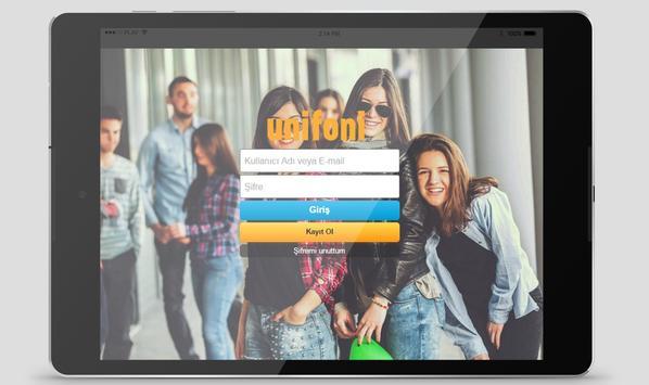 Unifoni screenshot 6