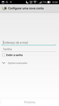 UniMail - Aplicativo de Email screenshot 4