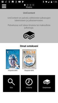 UniContent poster