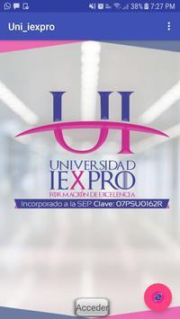 Uni_Iexpro poster