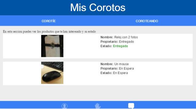 Corotear screenshot 5