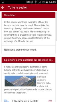 E-Learning Unipd Moodle Cmela apk screenshot