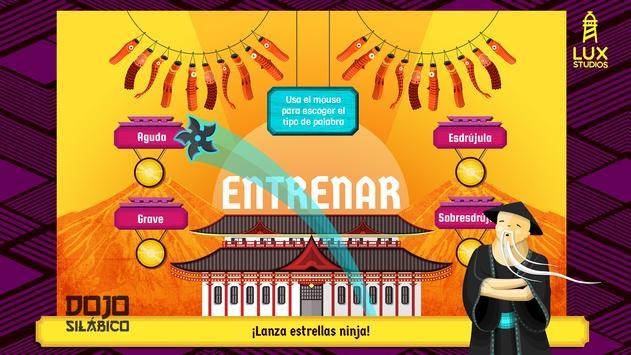 Dojo Silábico screenshot 8
