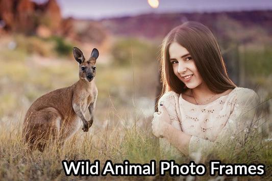Wildlife Photo Frame screenshot 2